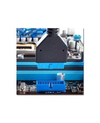 Obudowa LC-POWER Gaming 989B - Protector LC-989B-ON (ATX  Micro ATX  Mini ITX; kolor czarny)