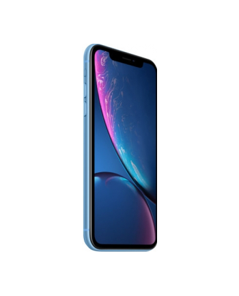 Smartfon Apple iPhone XR 64GB Blue (6 1 ; 1792x768; 64GB; 3GB; kolor niebieski )