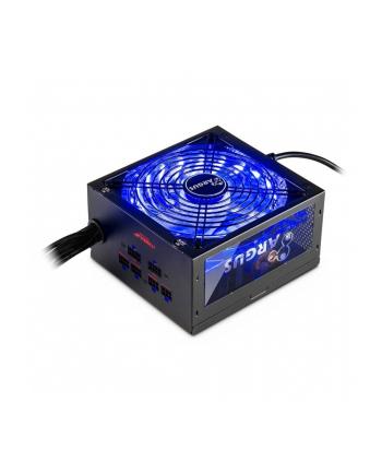 Zasilacz Inter-Tech Argus RGB-650 CM 88882168 (650 W; Aktywne; 140 mm)