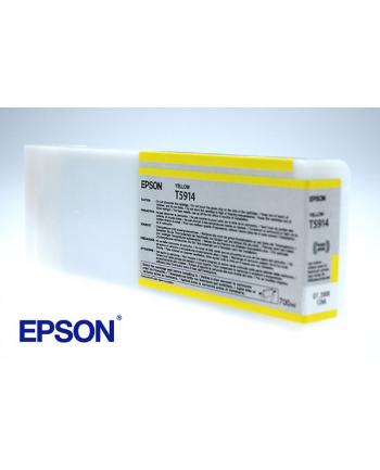 Wkład atramentowy Epson Stylus do 11800 - yellow (700ml)