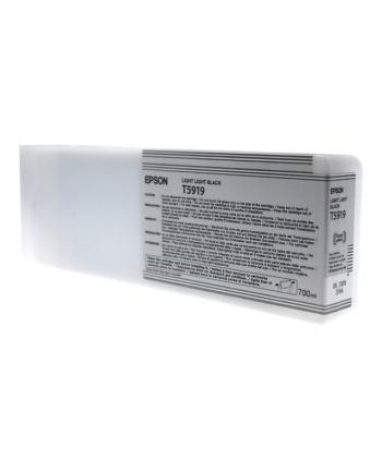 Wkład atramentowy Epson Czarny Stylus do 11800 - light light (700ml)