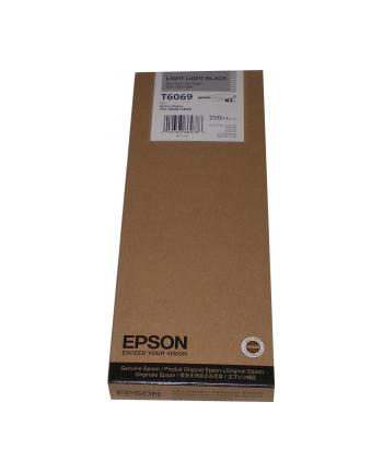 Tusz Epson Czarny Stylus do 4800/4880 - light light (220ml)