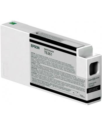 Wkład atramentowy Epson Czarny Stylus do  7900/9900 - photo (700ml)