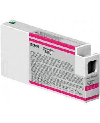 Wkład atramentowy Epson Stylus do  7900/9900 - vivid magenta (700ml)