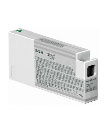 Wkład atramentowy Epson Czarny Stylus do 7900/9900 - light (700ml)