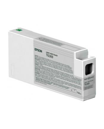 Wkład atramentowy Epson Czarny Stylus do 7900/9900 - light light (700ml)