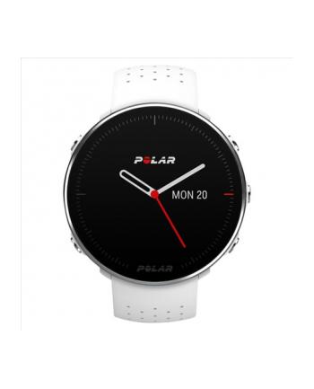 Zegarek sportowy Polar Vantage M white 90069744 (kolor biały)