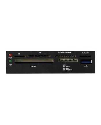 Czytnik LC-POWER LC-CR-2 (Wewnętrzny; CF  MD  Memory Stick Micro M2  MMC  MS  MS DUO  MS PRO  MS PRO DUO  RS-MMC  SD  TF  xD)