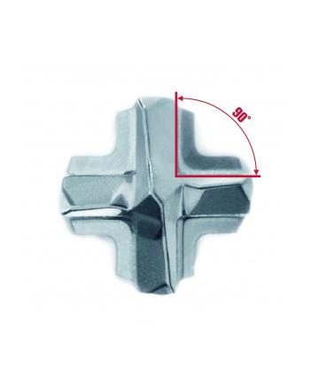 Wiertło widiowe do betonu ALPEN SDS-Plus 83602000100 (Stal; 1 szt.)