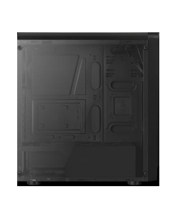 Obudowa Aerocool PGS RIFT AEROPGSRIFT-BG-RGB (ATX  Micro ATX  Mini ITX; kolor czarny)