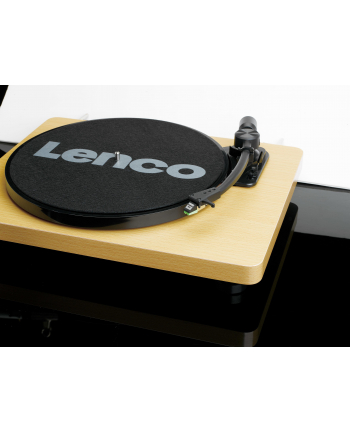 Gramofon LENCO L30 WD (kolor czarny)