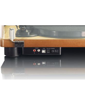 Gramofon LENCO LS 50 GY (kolor szary)