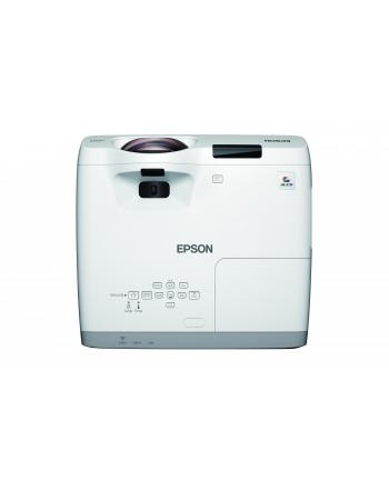 Projektor krótkoogniskowy Epson EB-530 V11H673040 (3LCD; XGA (1024x768); 1800 ANSI  3200 ANSI; 16000:1)