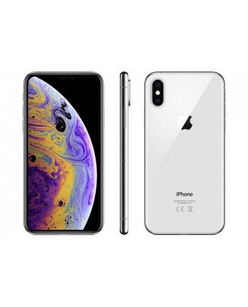 Smartfon Apple iPhone XS MAX 256GB Silver (6 5 ; 2688x1242; 256GB; 4GB; DualSIM; kolor srebrny )