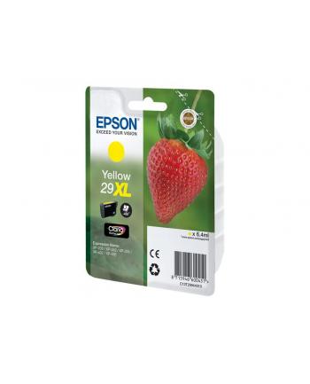 Tusz Epson C13T29944010 (oryginał T2994; 6.4 ml; żółty)