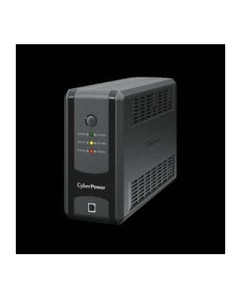 Zasilacz awaryjny UPS CyberPower UT850EG-FR (TWR; 850VA)