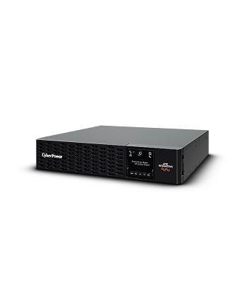 Zasilacz awaryjny UPS CyberPower PR1000ERT2U (RM/TWR; 1000VA)