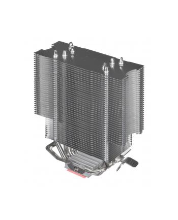 Chłodzenie Thermaltake CL-P039-AL12BL-A (Aluminium  Miedź  Tworzywo sztuczne; 1 wentylator x 120 mm)