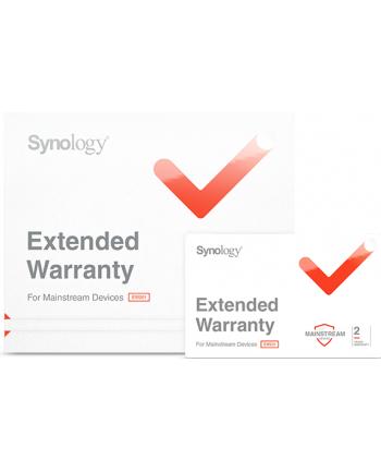 Synology-dodatkowa gwarancja na 2 lata EW201