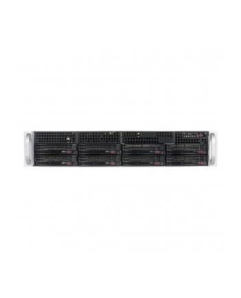 Obudowa Rack Supermicro CSE-825TQC-R1K03WB (kolor czarny)