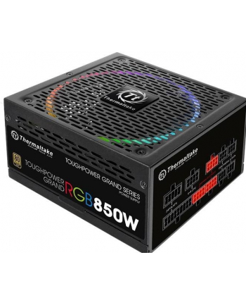Zasilacz Thermaltake Toughpower Grand RGB PS-TPG-0850FPCGEU-R (850 W; Aktywne; 140 mm)