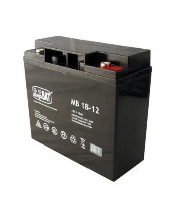 Akumulator MPL POWER ELEKTRO MB 18-12
