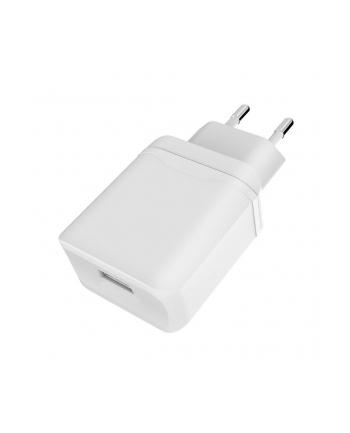 Ładowarka Libox LB0144 (USB; kolor biały)