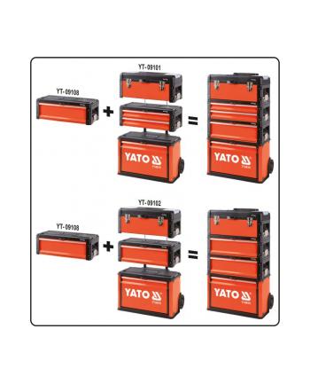 Skrzynia narzędziowa YATO YT-3082