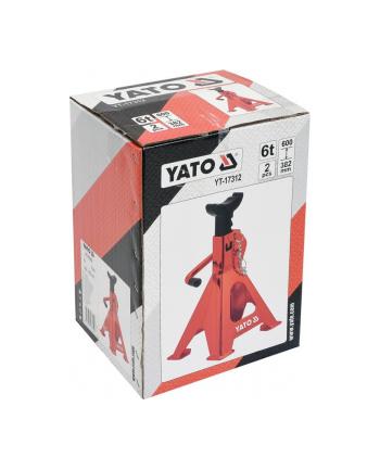 Zestaw podstawek YATO YT-17312