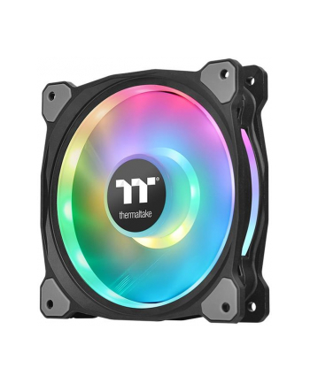 Wentylator do obudowy Thermaltake Riing Duo 14 LED RGB Plus TT Premium (3x140mm  500-1400 RPM)