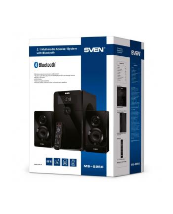 Głośniki komputerowe SVEN SV-016722 (2.1; kolor czarny)