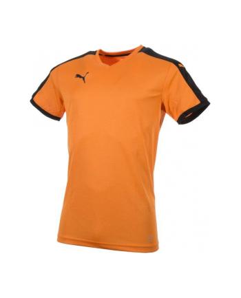 Koszulka PUMA Pitch Team (S; Poliester; kolor pomarańczowy)