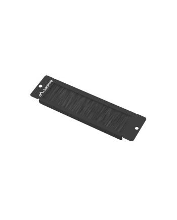 """Panel szczotkowy Do szaf 10"""" Lanberg AK-1104-B"""