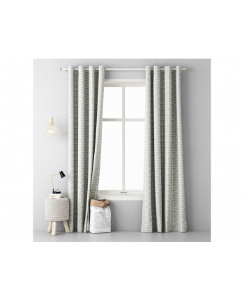 Zasłony Room99 ROM1289 (140x250 cm; kolor jasnoszary)