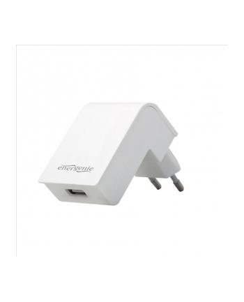 Ładowarka sieciowa do smartfona ENERGENIE EG-UC2A-02-W (USB; kolor biały)