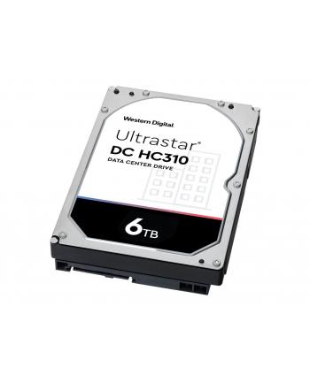 Dysk HDD HGST Western Digital Ultrastar DC HC 310 (7K6) HUS726T6TALE6L4 WD6002FRYZ (6 TB; 3.5 ; SATA)