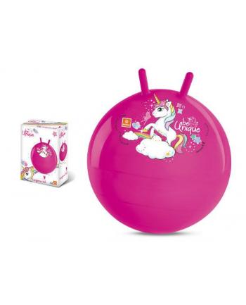 Piłka skacząca Unicorn 50cm Mondo
