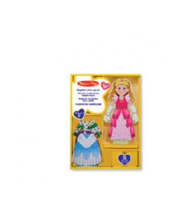 melissa & doug MELISSA Magnetyczna ubieranka Księżniczka 13553