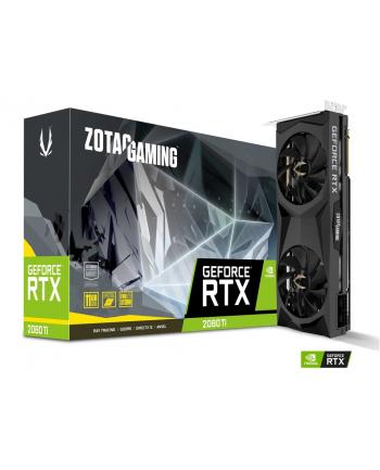 zotac Karta graficzna GeForce RTX 2080 Ti 11GB GDDR6 352BIT 3DP/HDMI/USB-C