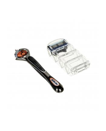 Braun  MGK 3085 / 9-In-1 wielofunkcyjny zestaw do golenia i strzyżenia / trymer Black/Blue (następca MGK 3080)