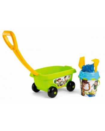 Wózek z akcesoriami do piasku Toy Story SMOBY