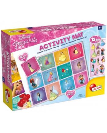 lisciani giochi Puzzle- Mata Princess 710-50cm 12 dużych puzzli