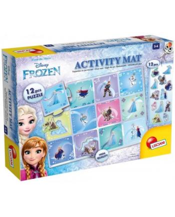 lisciani giochi Puzzle- mata 70x50cm 12 dużych puzzli