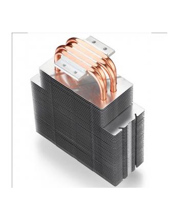 """Deepcool """"Gammaxx 400"""" universal cooler, 4 heatpipes, Intel Socket LGA 2011/1155/ 775, 130 W TDP and AMD Socket FM1/AM3+/AM3/AM2+/AM2/940/939/754, 125W TDP"""