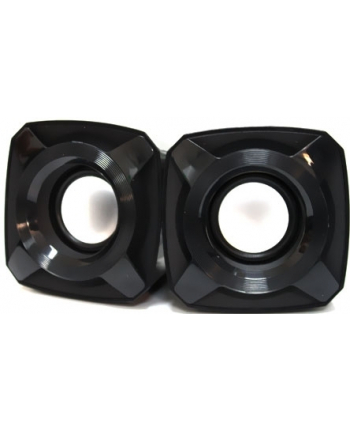 Microlab B-16 2.0 Speakers / 5W RMS (2.5W+2.5W)/black