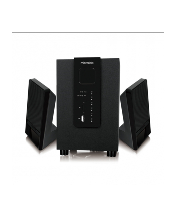 Microlab M-100BT 2.1 Speakers / 10W RMS / Black