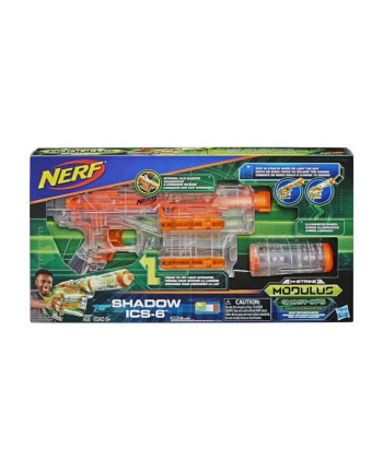 NERF N-Strike Modulus SHADOW ICS-6 E2655 HASBRO
