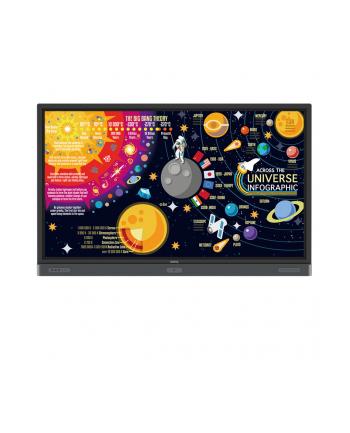 benq Monitor interaktywny 75 cali RP7501K LED 1200:1/3840x2160/HDMI