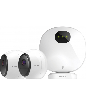 d-link Zestaw Kamer WiFi FHD DCS-2802KT-EU Mydlink Pro Wire-Free