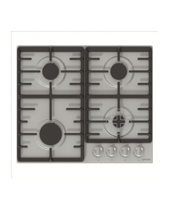 Gorenje Gas hob G641X, stainless steel